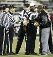 Ohio football officials are now required to remove from play any athlete exhibiting symptoms of a concussion