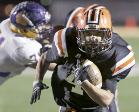 Hoover s Tyler Howell scores on this run in the third quarter against Jackson