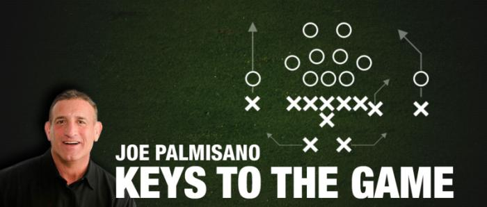 Joe Palmisano Keys to Game jpg